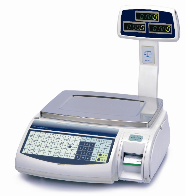 Printing scale 30 kg