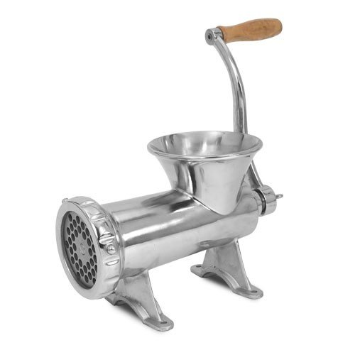 Meat mincer manual