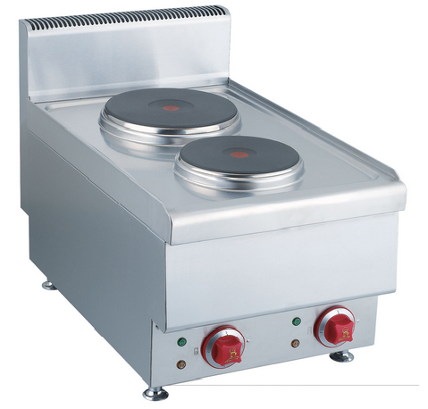Table top electric stove